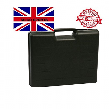 HARD PLASTIC PISTOL GUN CASE - SILCO SPORTS SOLIHULL